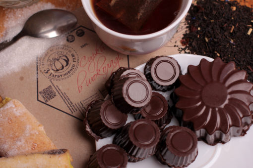 Сирки в шоколаді